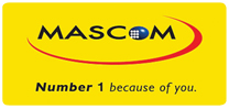 Mascom | Number 1 Because of you